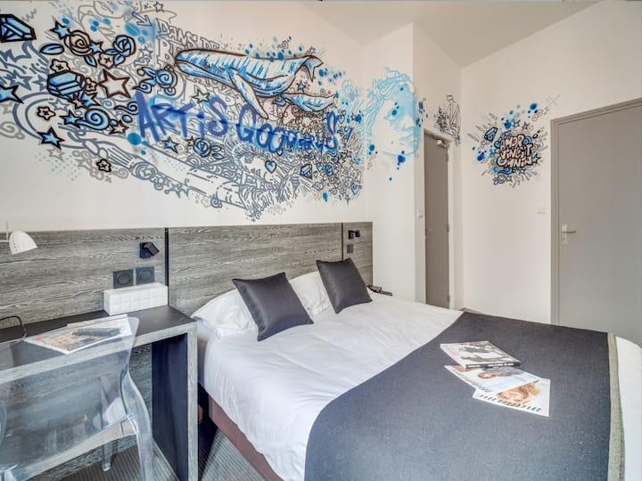 Boutique Hôtel LYON : Esprit Street Art