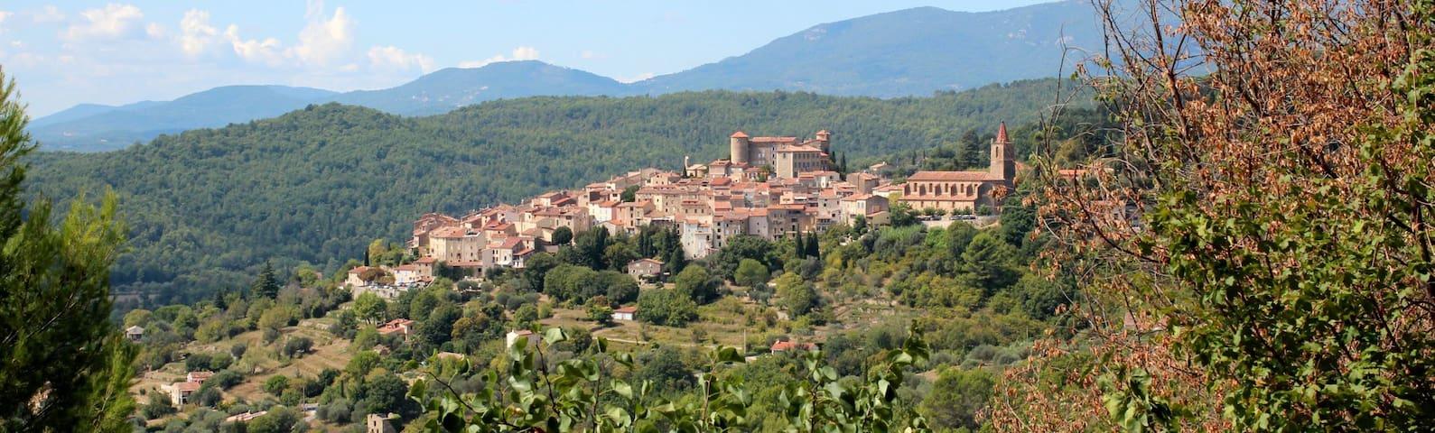 Les Clos Dia - Tourrettes Fayence France - Tourrettes - Condominio