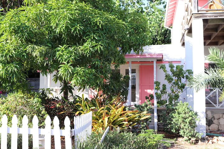 Rose Manor Cottage in Eleuthera, Bahamas