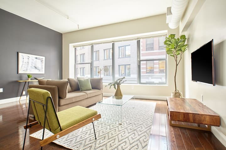 Sonder | Financial District | Chic 2BR