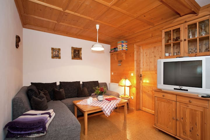 Spacious Apartment in Steingaden near Ski Area