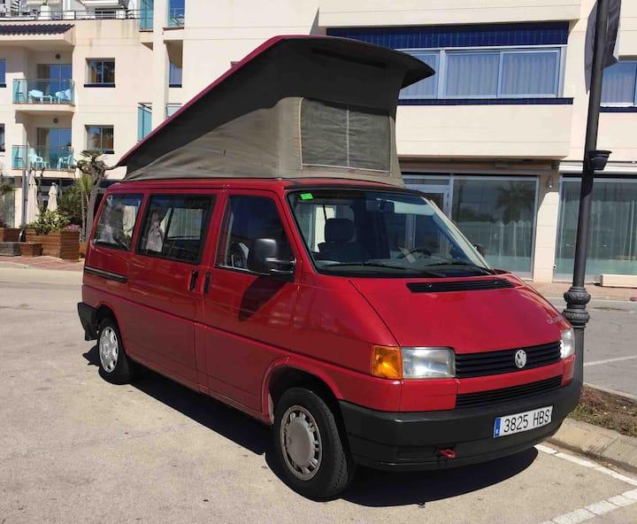 Campervan Volkswagen California  4
