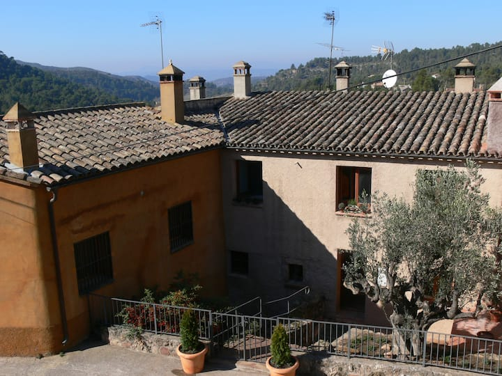Preciosa casa para 9 con vistas espectaculares