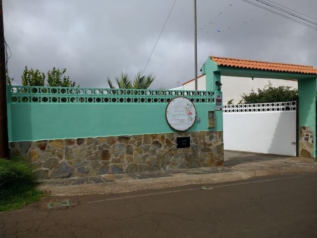 FINCA RURAL LA CASA VERDE TENERIFE