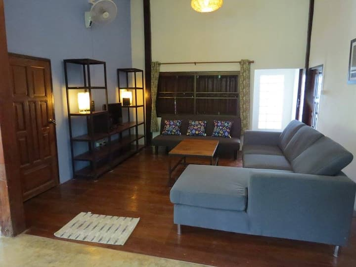 Cozy 3 bedroom home in Mae Hee village
