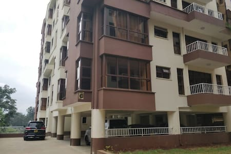 Kileleshwa, entire 1 bed apartment/Wifi/Netflix