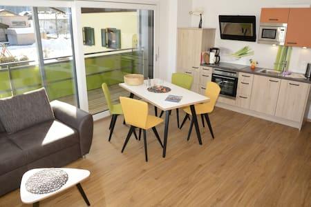 Apartment für 1-4 mit Balkon - Ehenbichl - Lakás