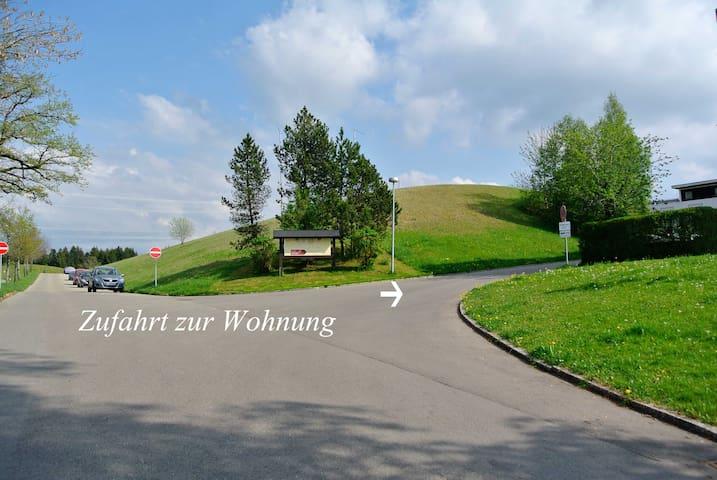 Fewo Rosenalm Scheidegg - Scheidegg - Apartment