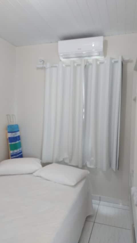 Apartamento bem localizado, limpo e aconchegante.