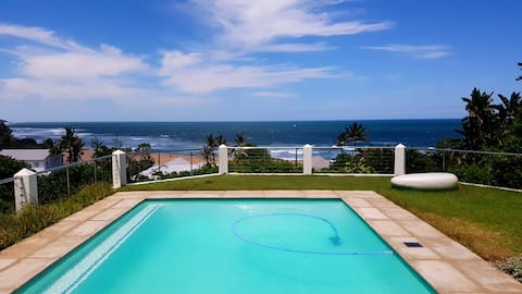 Magnificent beach house with stunning ocean views!