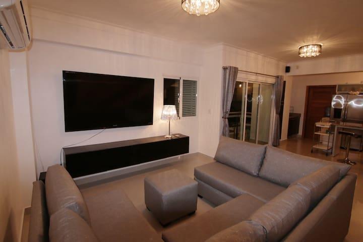 Habitación privada de lujo en penthouse centro S.D