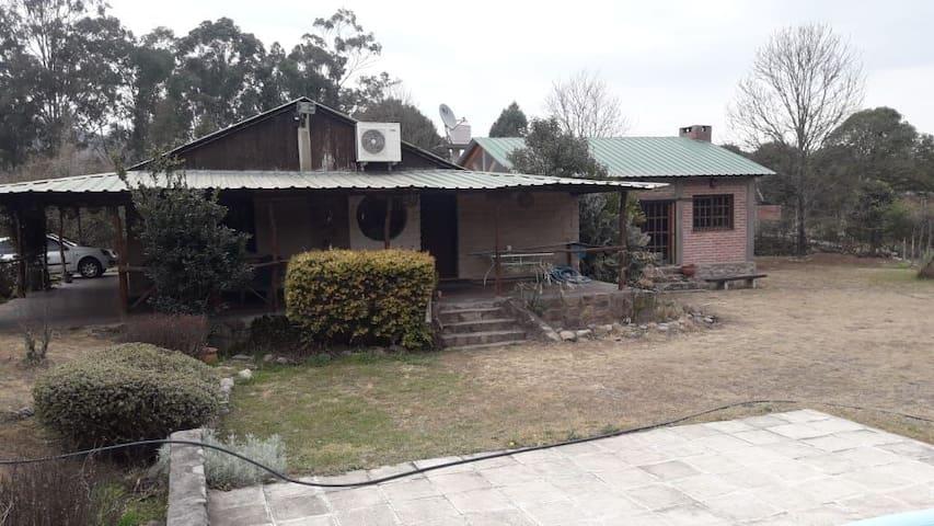 Casa de la Ico, hermosa casa con pileta y quincho