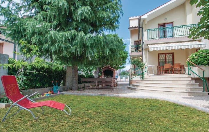Nice home in Vodice with WiFi and 0 Bedrooms