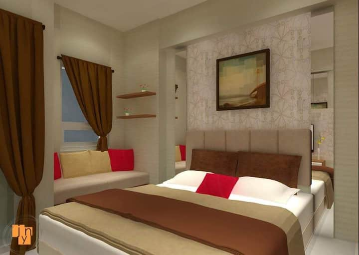 Apartemen Purimas Rungkut Surabaya