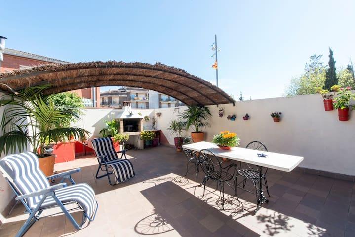 Ref. 158. Casa Rosa,  Canet de Mar - Canet de Mar - Huis