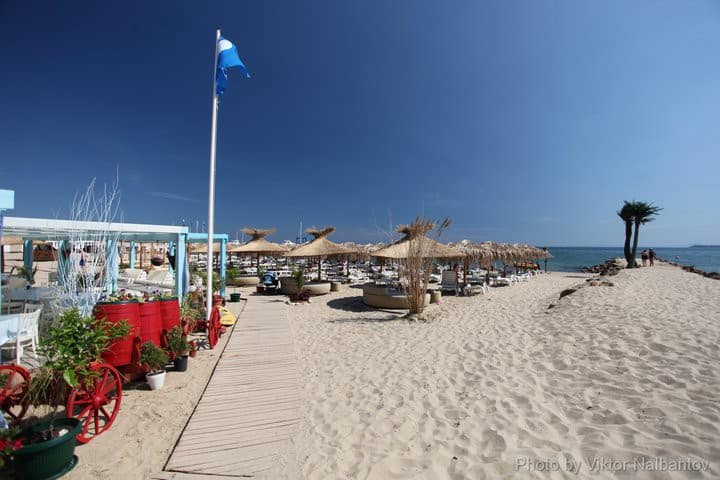 1Bed to the beach and Marina Port - luxury complex