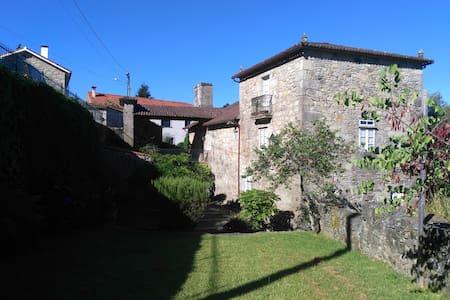 Casa rural con encanto y nobleza