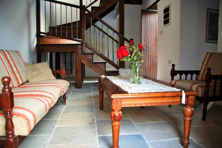 Petros  Traditional Mansion - Anafotia - Casa