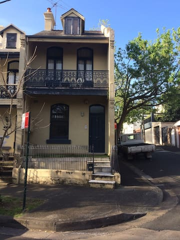 Private Room - Paddington, Sydney - Paddington - Dům