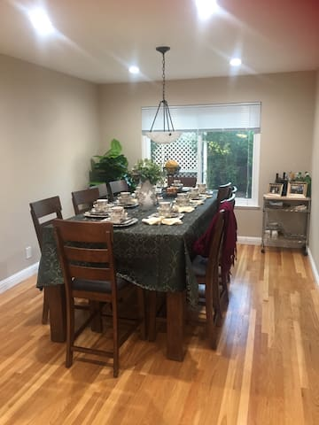 New private room in west San Jose