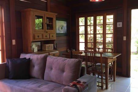 Casa aconchegante em Barão Geraldo - Campinas