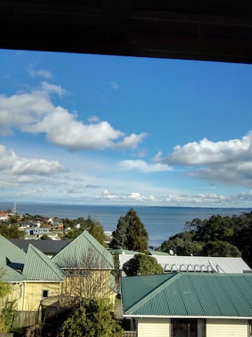 Garden. sea view 、two beds海景房! - Auckland - Villa