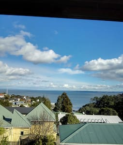 Garden. sea view 、two beds海景房! - Auckland