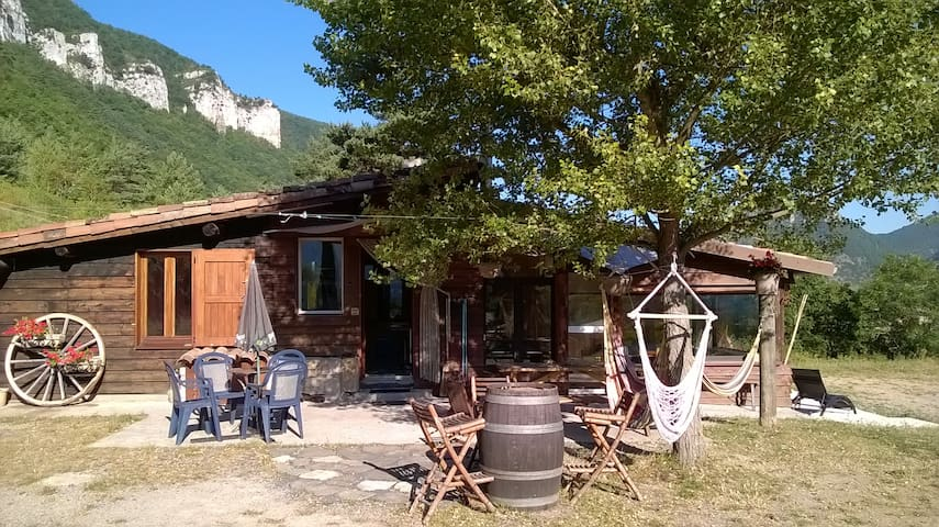 Countryside chalet near Millau - Aveyron - 牧人小屋
