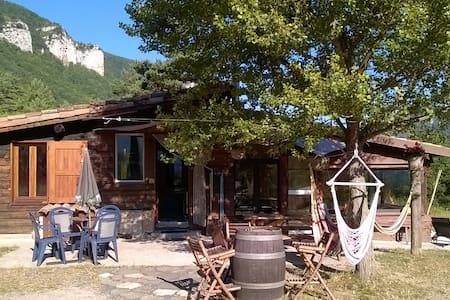 Countryside chalet near Millau - Aveyron