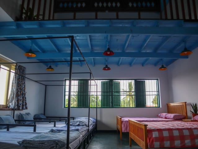 The Shared Attic Room ( Homestay In Tay Ninh)