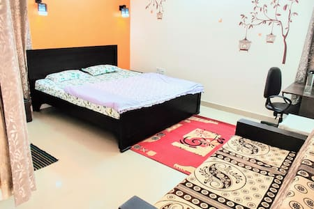Superior AC Room near Manyata Tech Park - 20% Off