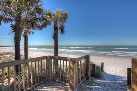 Sandcastle Dreams - 브레이든턴 비치(Bradenton Beach)