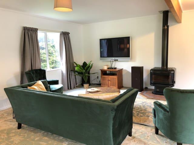 The Ruapehu Wing - Family House sleeps 10