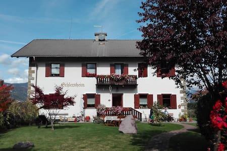 Schlernheim Apartm. Tschafon - Völs am Schlern