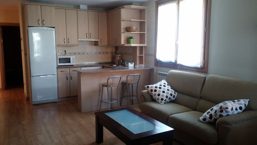 Biescas. Apartment for 4-6 people - Biescas - Apartment