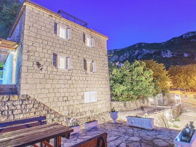 STONEHOUSE DANILO - Montenegro - Kuljače - Haus