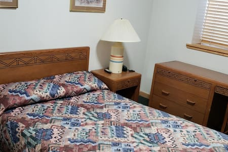 Small One Bed Unit