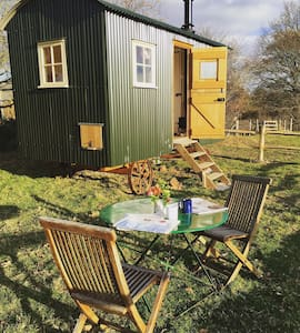 The Shepherd's Hut at Brightling Park - Brightling - Capanna