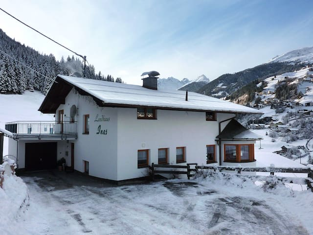 Apartment Landhaus Ines for 8 persons in Kappl