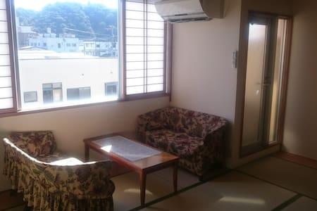 YAMADERA,GINZAN,ZAO,天童市中心街で移動に便利 - Tendo - Apartemen