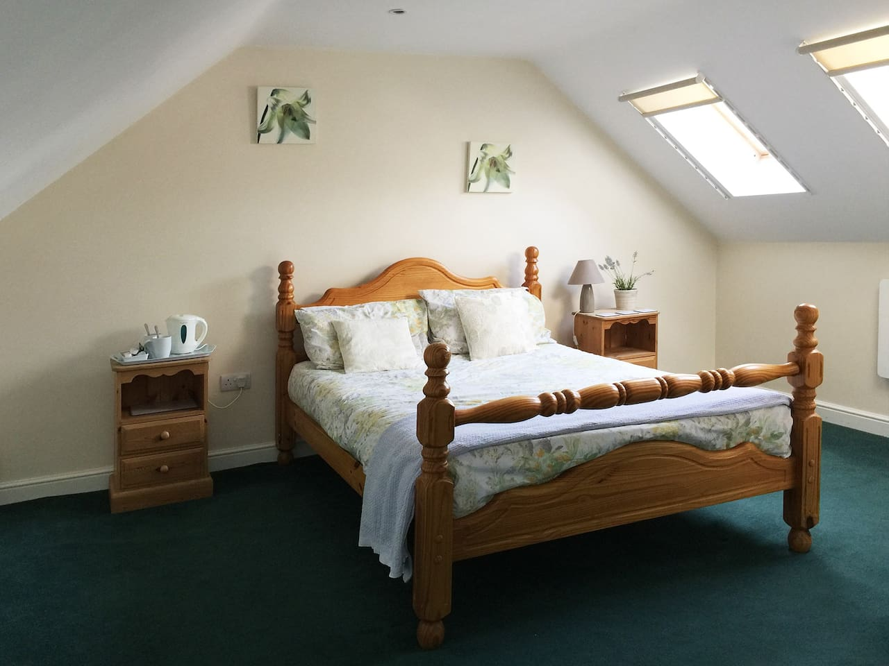 Stand alone, self-contained guest accommodation