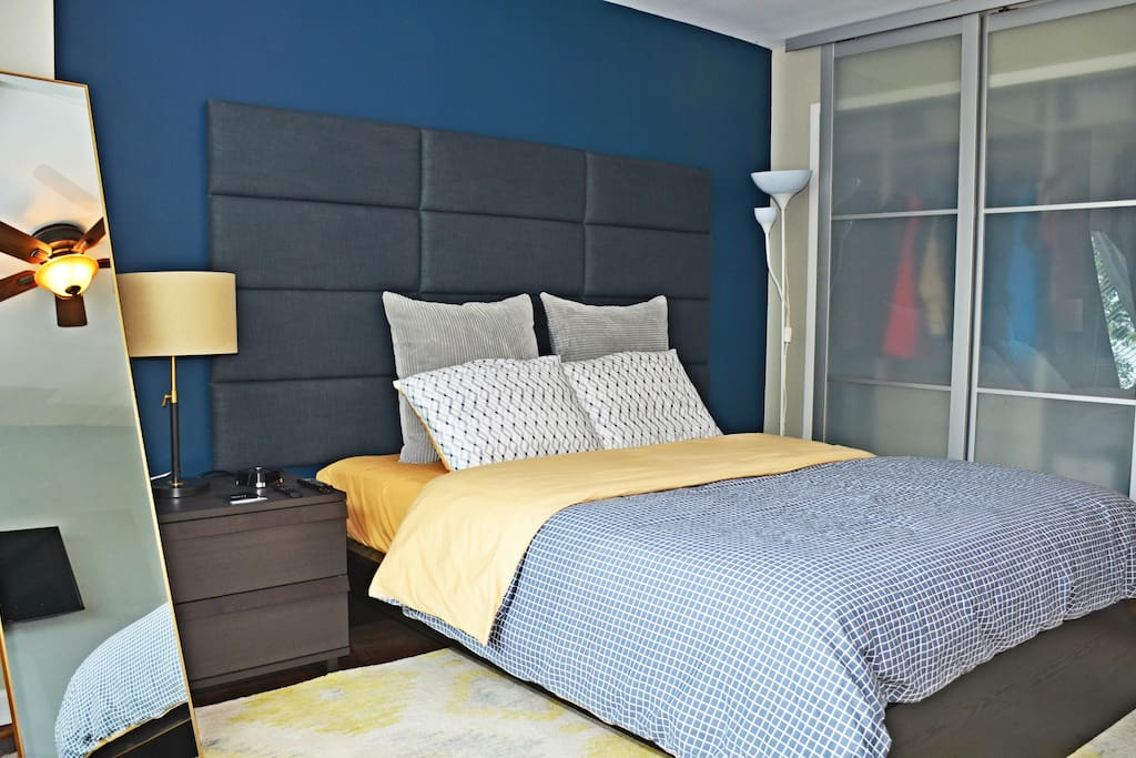 Luxury Apartment Min. to Airport/DC