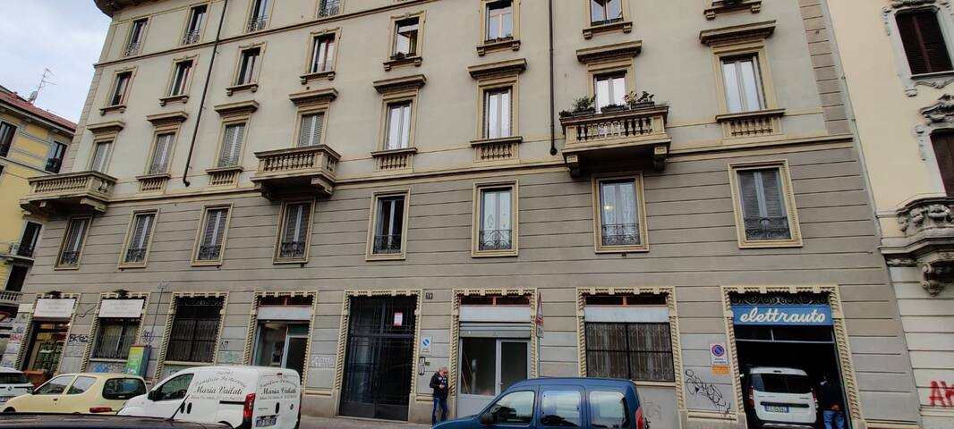 Charming apartment Milano Centrale