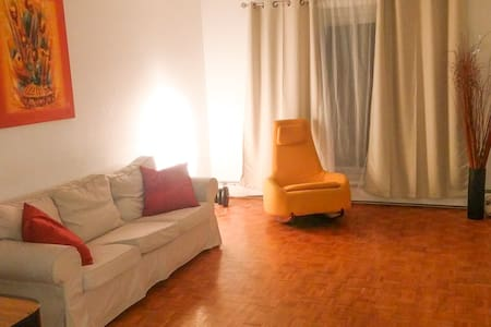 Nice, Large & cozy one bedroom appartment - Montréal - Lejlighed