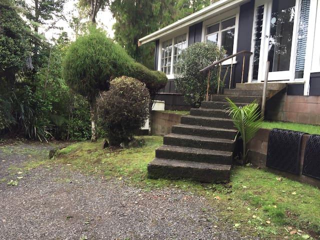 Cottage steps