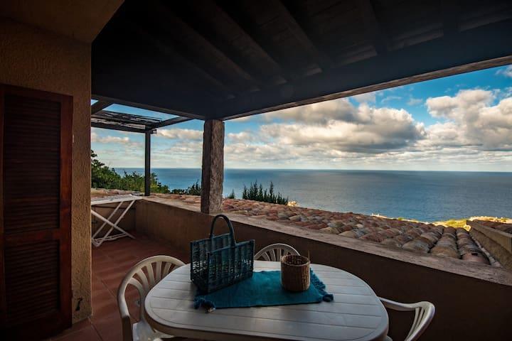 casa azzurra - Costa Paradiso - Hus
