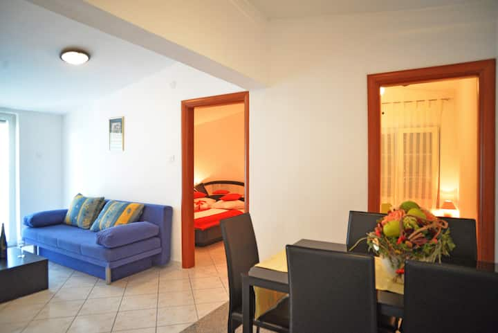 Apartments Lepur 5 - Quiet + comfortable vacation