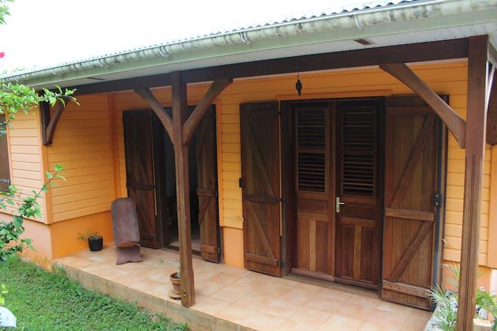 Maison créole dans le Sud