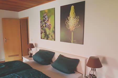 Schöne Zimmer auf dem Bauernhof,20Min Messe,6 Pers