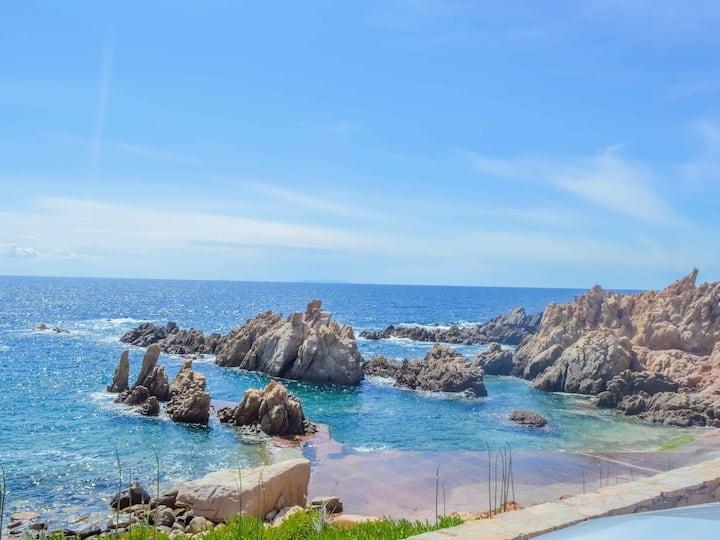 New villa in Costa Paradiso, sea view ID 4000